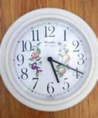 reparar reloj de pared